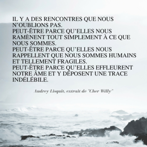 extrait Cher Willy