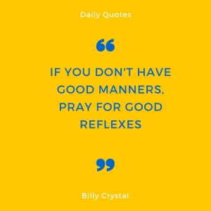quote Billy Crystal